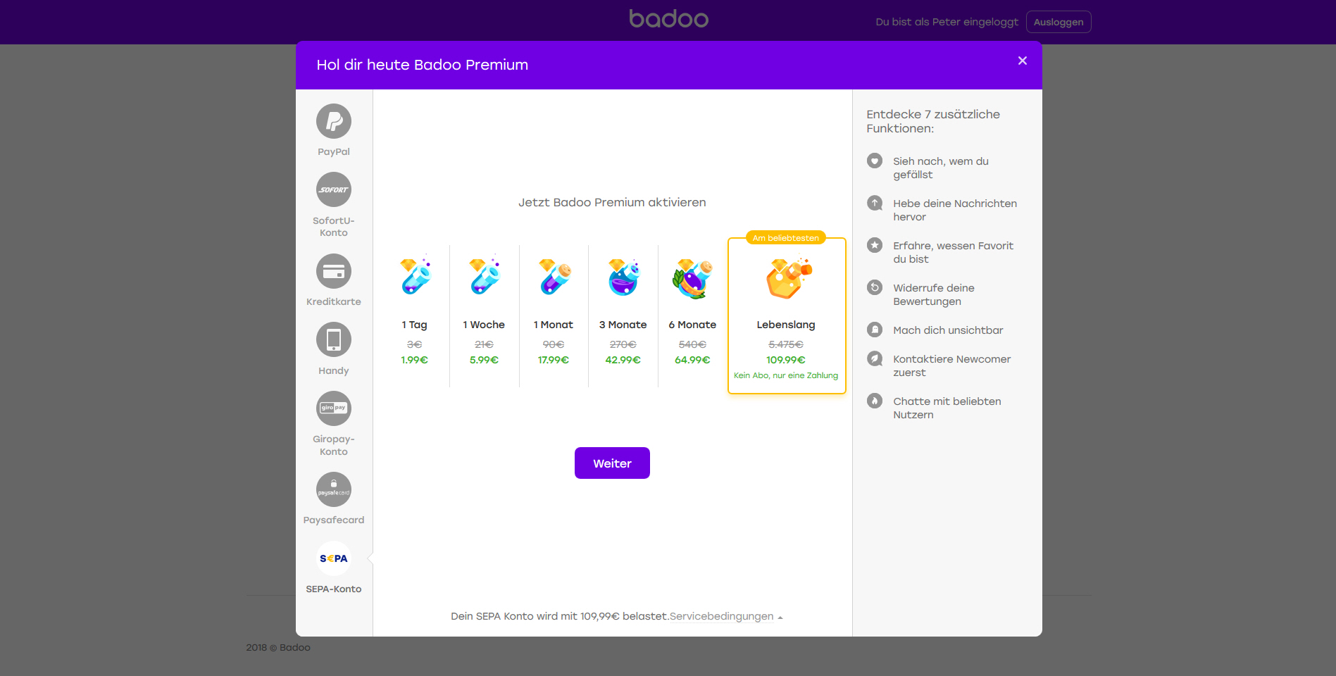 badoo premium apk 2018 ios