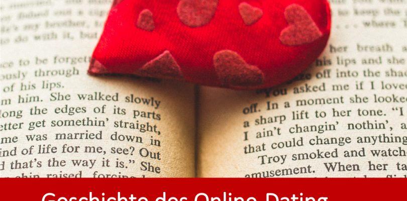 die geschichte des online datings