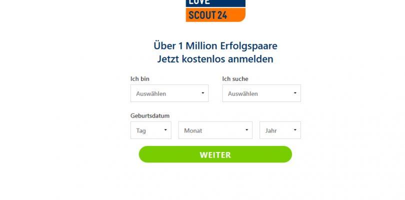 bild der frau aktion lovescout24.de