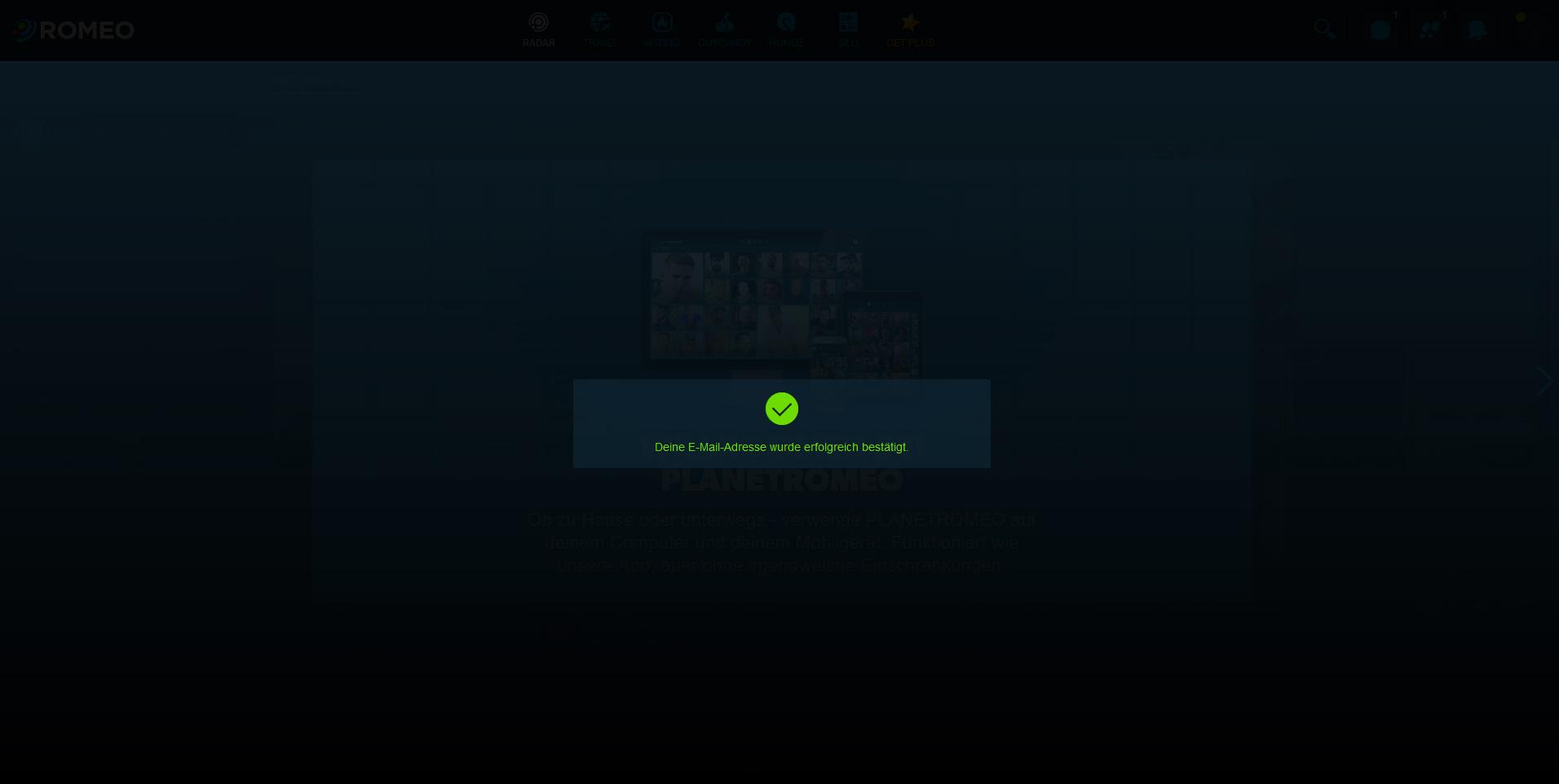 Planetromeo.com - Tests & Erfahrungsberichte - Datingleaks.com  Planetromeo.com...