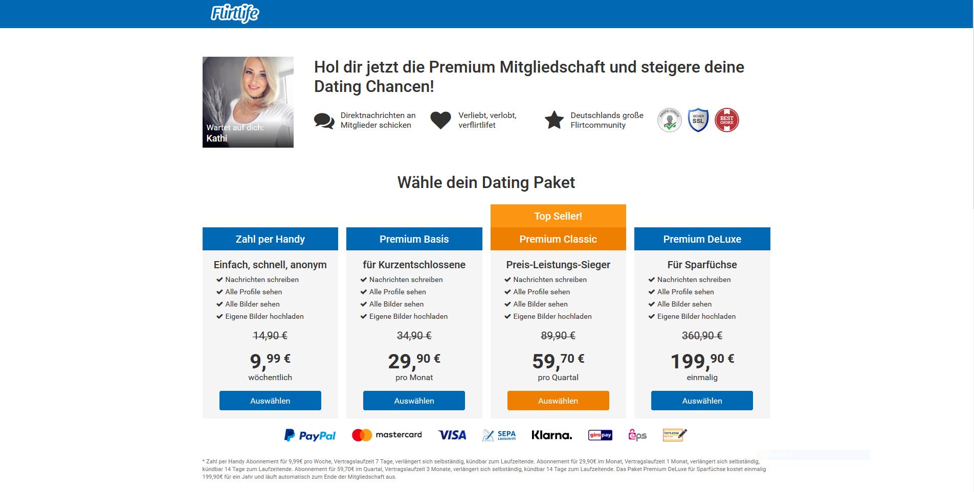 Wirklich kostenlose dating-sites ohne kostenpflichtige funktionen
