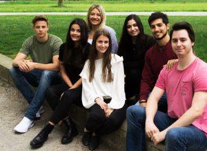 studenten welche nanda entwickeln