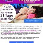 yooflirt verschenkt fundorado gratis mitgliedschaft