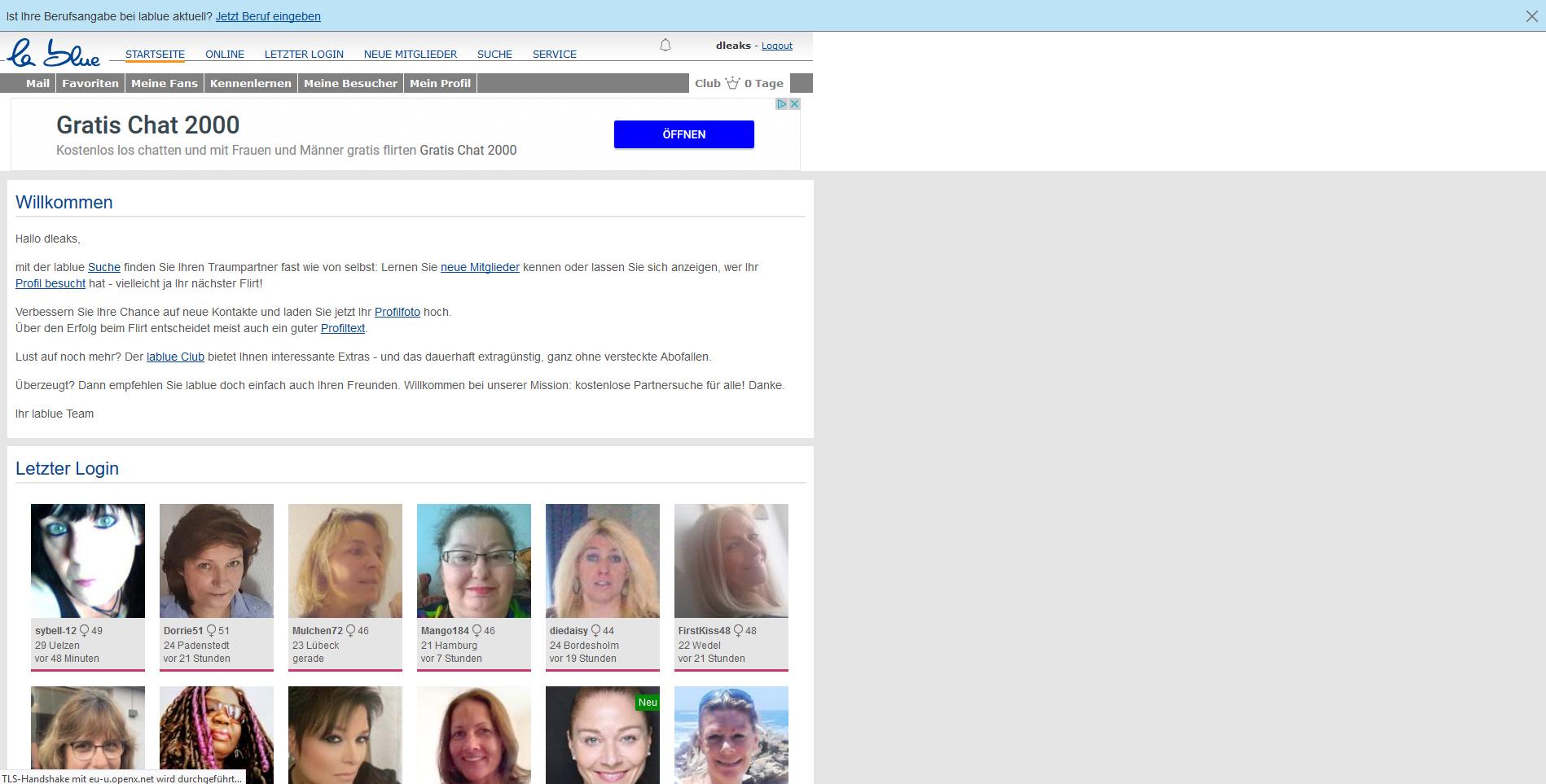 lablue.de - Tests & Erfahrungsberichte - Datingleaks.com