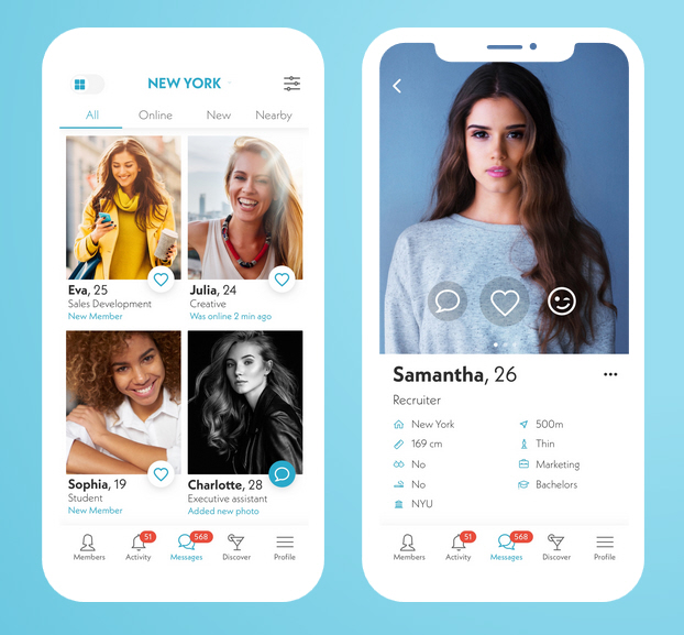 Dating app berlin