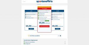 spontaneflirts.com preise
